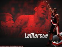 LaMarcus Aldridge - the Blazers player HD wallpaper