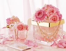 Perfect presents for a wedding - HD wallpaper