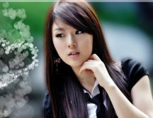 Beautiful Hwang Mi Hee -love is in the air