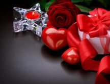 Collection of gifts for your loved - Valentine's Day HD