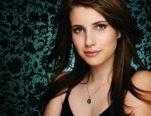 Emma Roberts - famous actress from Hollywood