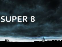 Movie poster - Super 8