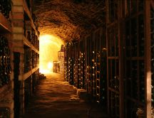 Cellar story - house wines