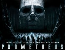 Prometheus alien and gladiator - HD wallpaper