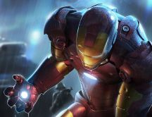 Iron man remained without power