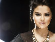 Shiny and beautiful - Selena Gomez