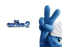 New animation movie - The smurfs 2