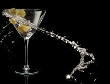 Martini - best drink for a friday party