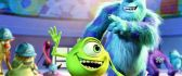 Funny movie - animation 2013 - Monsters University
