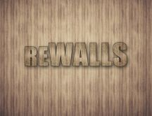 Brown texture - rewalls