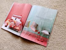 Magazine design for your home
