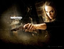 Hollywood movie with Angelina Jolie - Wanted