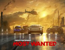 Wonderful car game - need for speed most wanted