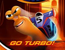 New animation movie - Go Turbo