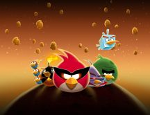 Super show - angry birds video game