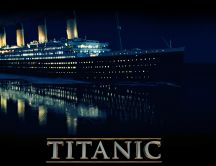 A beautiful romantic movie - Titanic