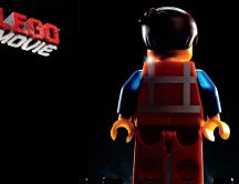 A big lego toy - New in 2014 The lego movie