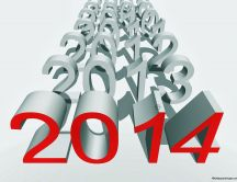 Evolution years - the next one is 2014 - Happy new year
