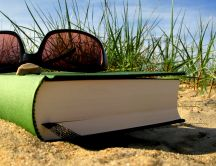 Read a book and relax in your summer holiday