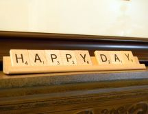 Happy Day - Scrabble game