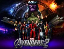 The Avengers 2 - HD beautiful movie