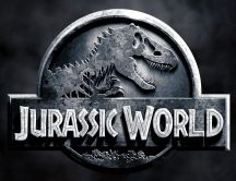 Black and white wallpaper - Jurassic world movie