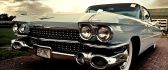 Old shiny car - HD wallpaper