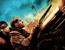 Mad Max fury road 2015 - best action movie HD wallpaper