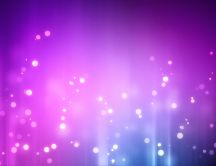 Abstract purple wallpaper - magic light