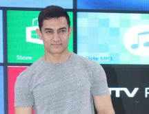 Aamir Khan - Bollywood Indian film actorand producer