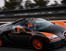 Bugatti Veyron top speed convertible