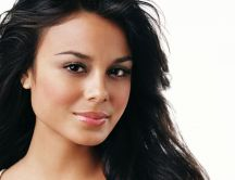 A beautiful actress, Nathalie Kelley