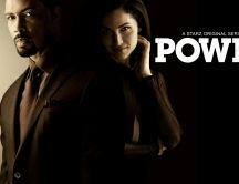 Power Season 2 - Movie wallpaper