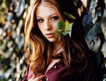 American actress Michelle Trachtenberg