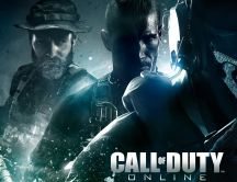 Call of Duty poster - Game wallpaper