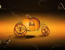 Cinderella carriage - Funny pumpkin