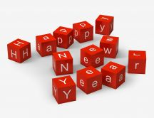 Happy New Year 2016 - HD wallpaper