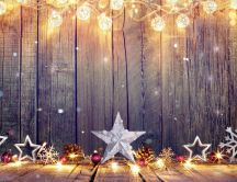 Christmas Ornaments - Wonderful stars and snowflakes
