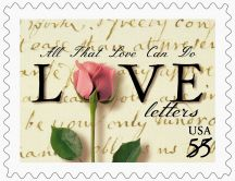 All that love can do - Love letters from USA
