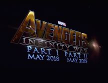 Avengers Infinity War - HD movie wallpaper
