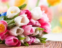 Spring moments with wonderful flowers - HD wallpaper