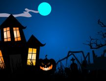 Last day of October - Halloween night