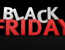 Big Black Friday in November - Mega Sale online and offline