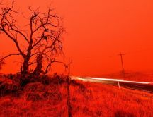 Fire in the Australian continent - Fire threats intensify