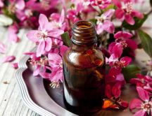 Essential Oil - Floral perfume good for headaches migraine