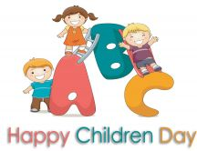 Happy Children Day Explore their passion for learning 1 June
